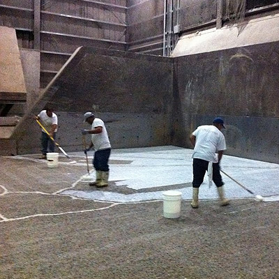 SOLVENT-BASED DEEP PENETRATING EPOXY PRIMER
