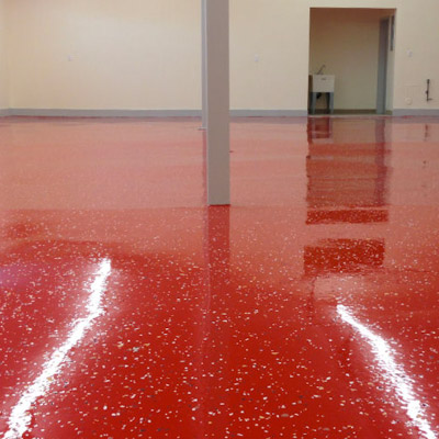 SOLVENT-FREE HIGH BUILD SELF LEVELLING EPOXY